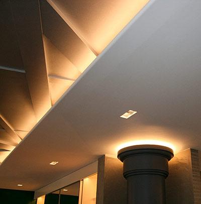 Mayfair fibrous plaster ceiling - case study for Tenet Design
