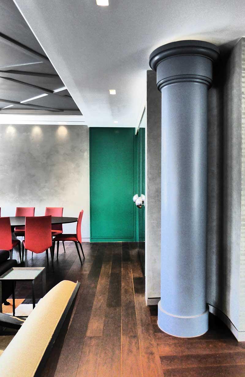 Mayfair apartment design